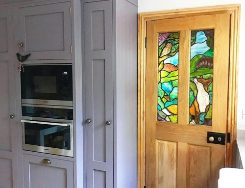 Fox Panel Kitchen Door installation